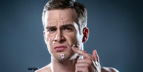 stop  shaving cut  bleeding effective fixes  tips
