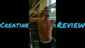 Creatine Review Day 1