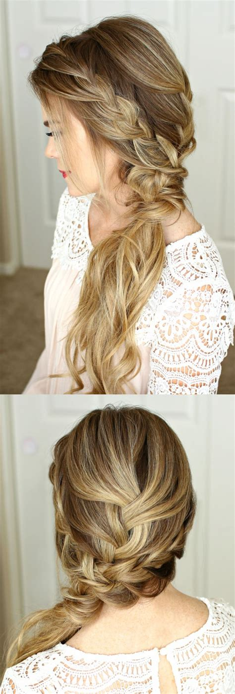hair prom styles simple hairstyles for formal fade haircut 3343