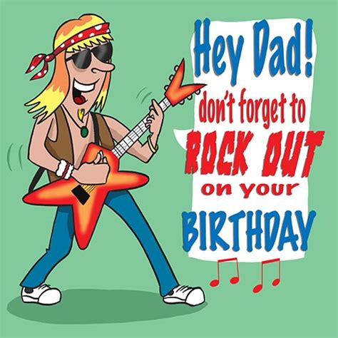 birthday rock  dad   mom dad ecards greeting cards