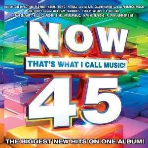 Now That's What I Call Music! 45 (us Series) Wikipedia