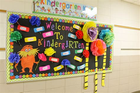 once upon a time a pine palace welcome to kindergarten bulletin board