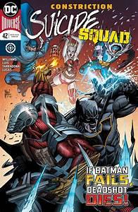 Batman Suicid Squad : the batman universe review suicide squad 42 ~ Medecine-chirurgie-esthetiques.com Avis de Voitures