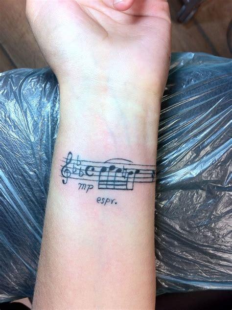 notes tattoo arm tattoomodels tattoo  notes tattoos pinterest note tattoo