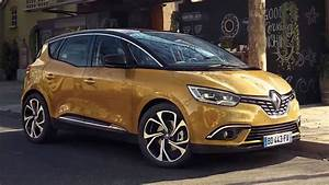 Renault Scenic  2017  Review  More Suv Than Mpv