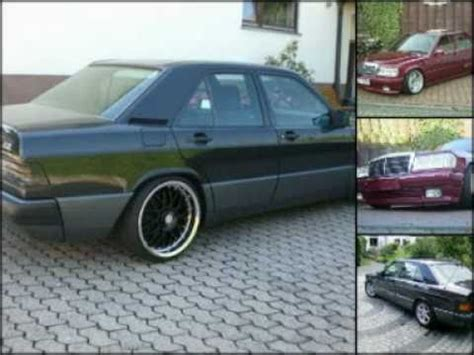 mercedes 190 tuning mercedes 190e tuning