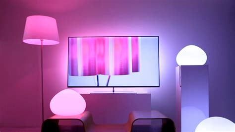 philips expands ambilight   living room review