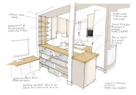 plans cuisine ouverte best plan cuisine ouverte contemporary lalawgroup us
