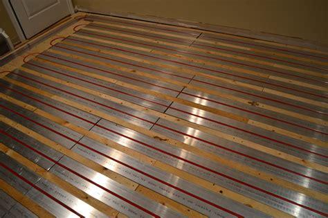 radiant floors hardwood radiant floor heating my brain lounge