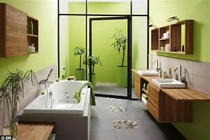 guide pour choisir les couleurs de peinture pour chaque With salle de bain couleur chaude