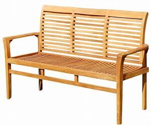 Gartenbank 3 Sitzer : teak 3 sitzer gartenbank 150cm jav alpen alles f r garten und terrasse gartenm bel b nke echt teak ~ Buech-reservation.com Haus und Dekorationen