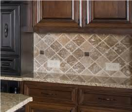 Tile Backsplashes For Kitchens Kitchen Tile Backsplashes This Kitchen Backsplash Uses Light