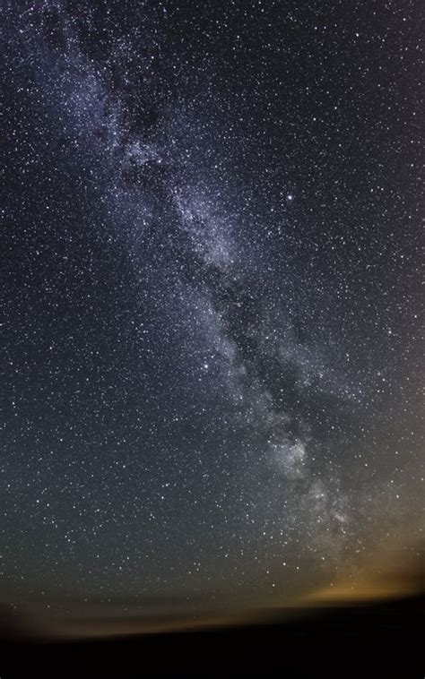 Milky Way High Resolution Astrophotography