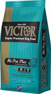 Victor hi pro plus formula dry dog food 40 lb bag chewycom for Victor dog food