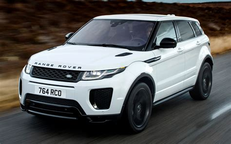 range rover evoque dynamic black design pack wallpapers  hd images car pixel