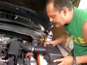 Como Limpiar El Sensor Maf Nissan Altima 2003 2 5 L