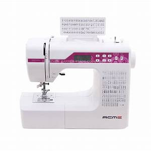household multi function sewing machinewith different 200 With embroider letters regular sewing machine
