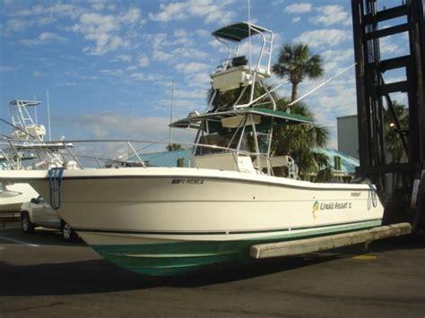 Pursuit Boats Center Console by Used Pursuit 2870 Center Console Boats For Sale Boats