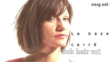 comment se faire un carre soi meme comment couper ses cheveux au carr 233 pro
