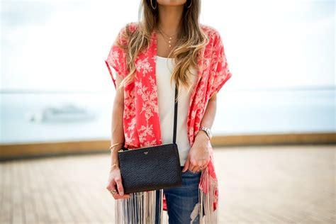 Mango Kimono - Festival Outfit Idea