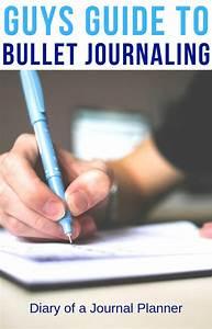 Bullet Journal For Men