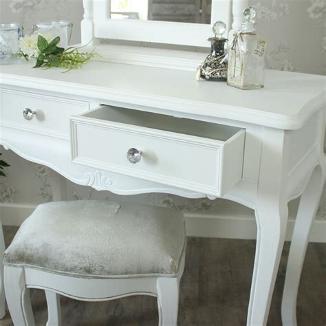 Dressing Table With Mirror And Stool by Elise White Range Dressing Table Mirror And Stool