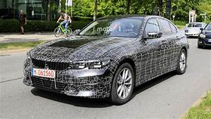 Serie 3 2019 : new 2019 bmw 3 series spied with less camouflage ~ Medecine-chirurgie-esthetiques.com Avis de Voitures