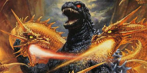 Godzilla 2 Director Teases King Ghidorah's Arrival In Image