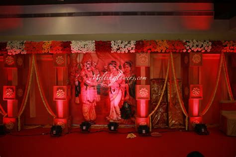 List of Traditional Indian Wedding Decoration Themes and