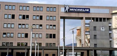 service siege social michelin va supprimer 494 postes à clermont ferrand sans