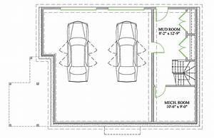 Garage 2 Voitures : plan garage 2 voitures gratuit l 39 impression 3d ~ Melissatoandfro.com Idées de Décoration