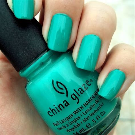 teal color nails best 25 teal nail ideas on fall nail