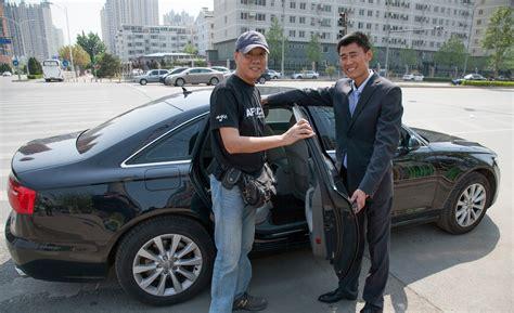 Beijing Municipal Government Blames Uber, Car Booking