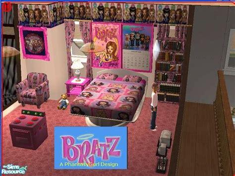 phantasygurls bratz  girls bedroom