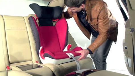 installer un siege auto kidfix sl sict britax roemer car seats