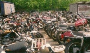 Suzuki Salvage Yard by Motorcycle Salvage Yards Near Me Locator Junk Yards Near Me