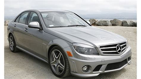 2009 Mercedes-benz C63 Amg Review