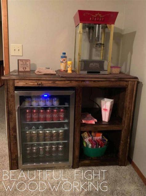 mini fridge table game room basement home theater rooms
