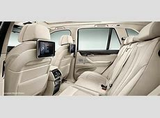 BMW X5 xDrive50i with exclusive Napa leather in ivory