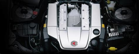 Only the engine changed because the perfromance figures where exact the same on paper. GMP Performance - Mercedes C32 AMG Kleemann K1 Performance Package
