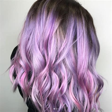 How To Get Unicorn Hair Color Thats Not Permanent Wellgood