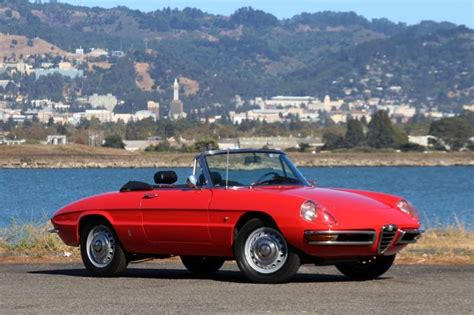 Alfa Romeo Spider Duetto by 1967 Alfa Romeo Spider Duetto Is Listed Sold On
