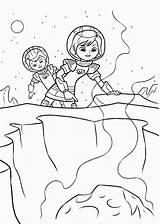 Miles Coloring Tomorrowland Futuro Dans Morgen Dibujos Espace Coloriage Colorear Kleurplaat Disegni Dal Colorare Ausmalbilder Desenhos Colorir Phoebe Imprimir Pintar sketch template