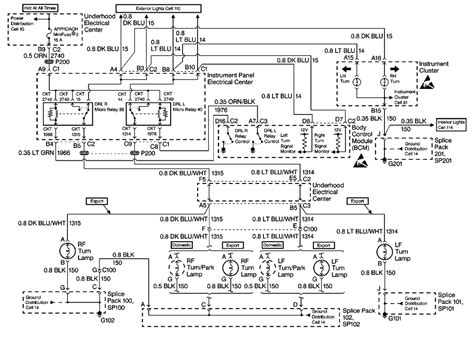 Corvette Wiring Diagrams Diagram