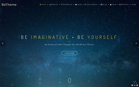 One Page Theme 25 Best Free One Page Themes 2018 Themelibs
