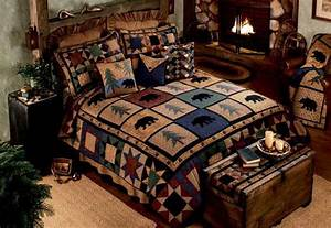 Bear Walk Quilt & Bedding by Donna Sharp