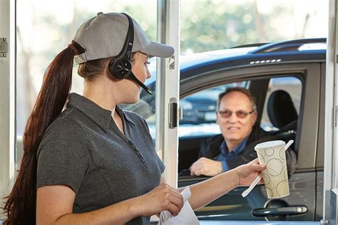 Upgrading Drive-Thru Headsets Can Save Restaurants Time ...