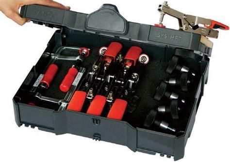 bessey stc  mft systainer clamping kit besstcsmft  dm