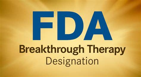 breakthrough therapy designation fda grants breakthrough therapy designation for kidney