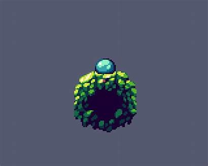 Slime Animations Particles Tiles Included
